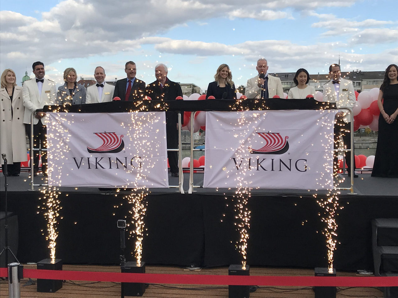Viking 2019 Christening