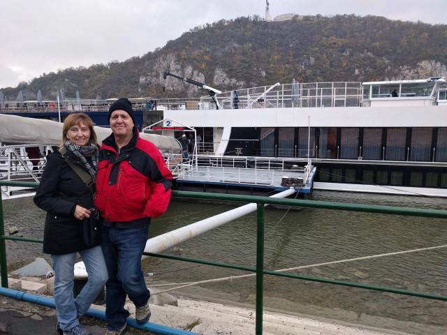 Paulette and Steve Hannah