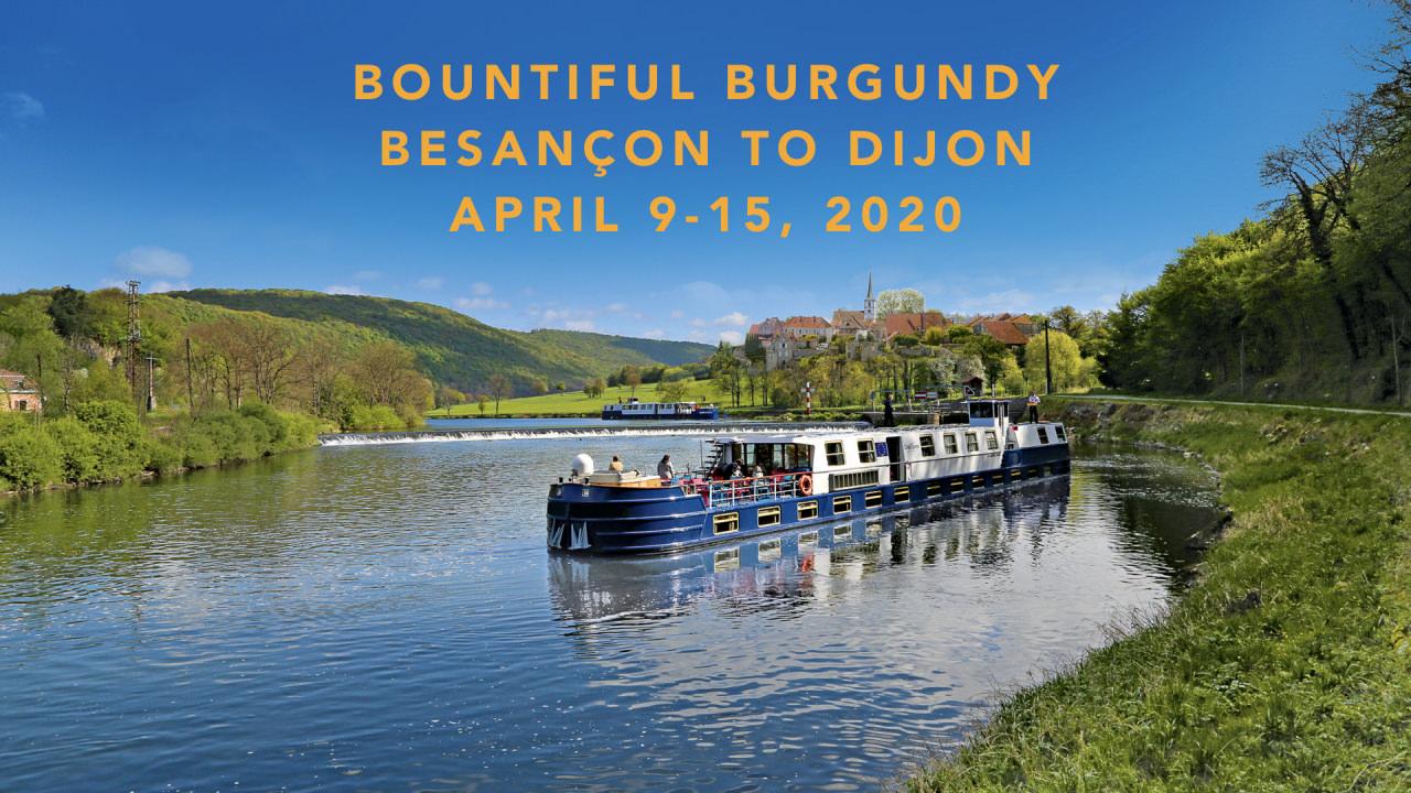 2020 Burgundy April 9-15