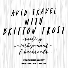 Avid Travel with Briton Frost Cover