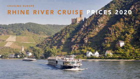 Rhine River Cruise Prices 2020