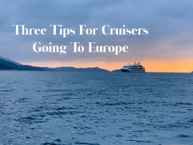 Three Tips Europe Travel