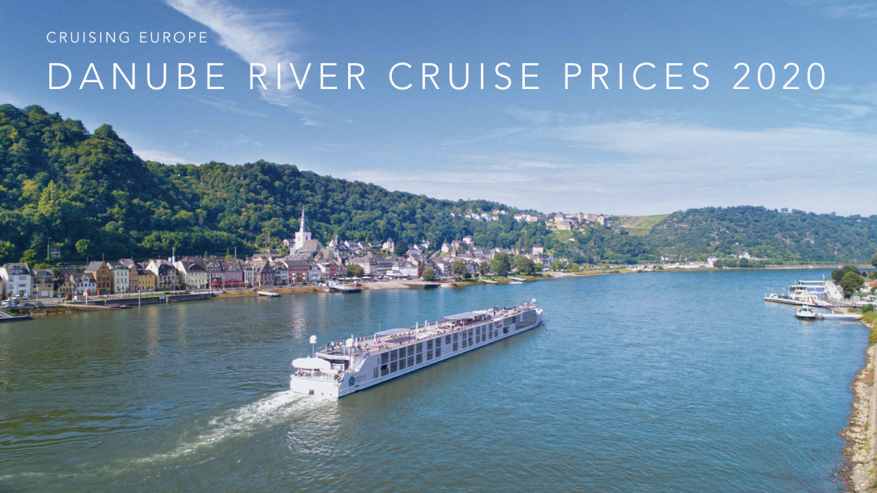 Danube 2020 pricing