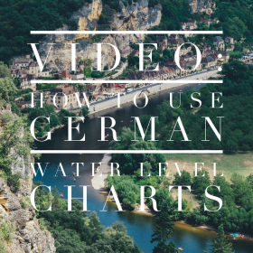 how to make german water level charts