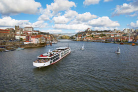 Viking Douro River Cruise ship