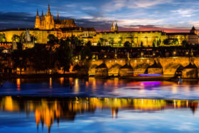 Beautiful Prague Castle