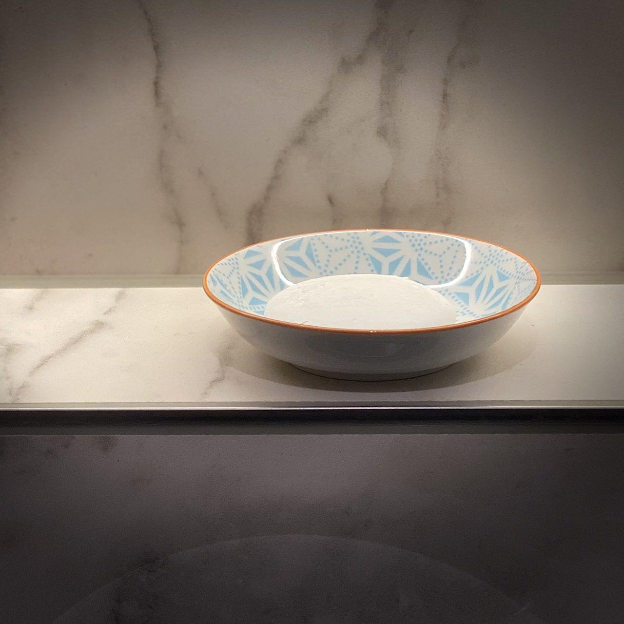 Soap Dish Crystal Bach