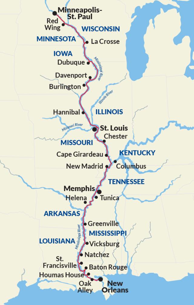 Casino Ohio Map